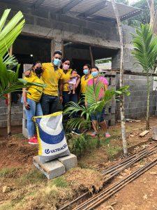 Ultracem donación Panamá cemento